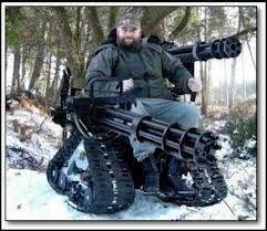 its a god dam tank chair!!