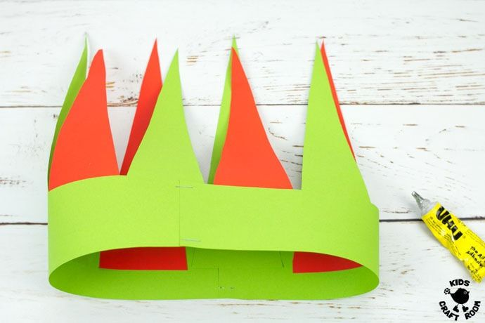 DIY Elf Hats crafting Christmas hat, Christmas crafts, Hats
