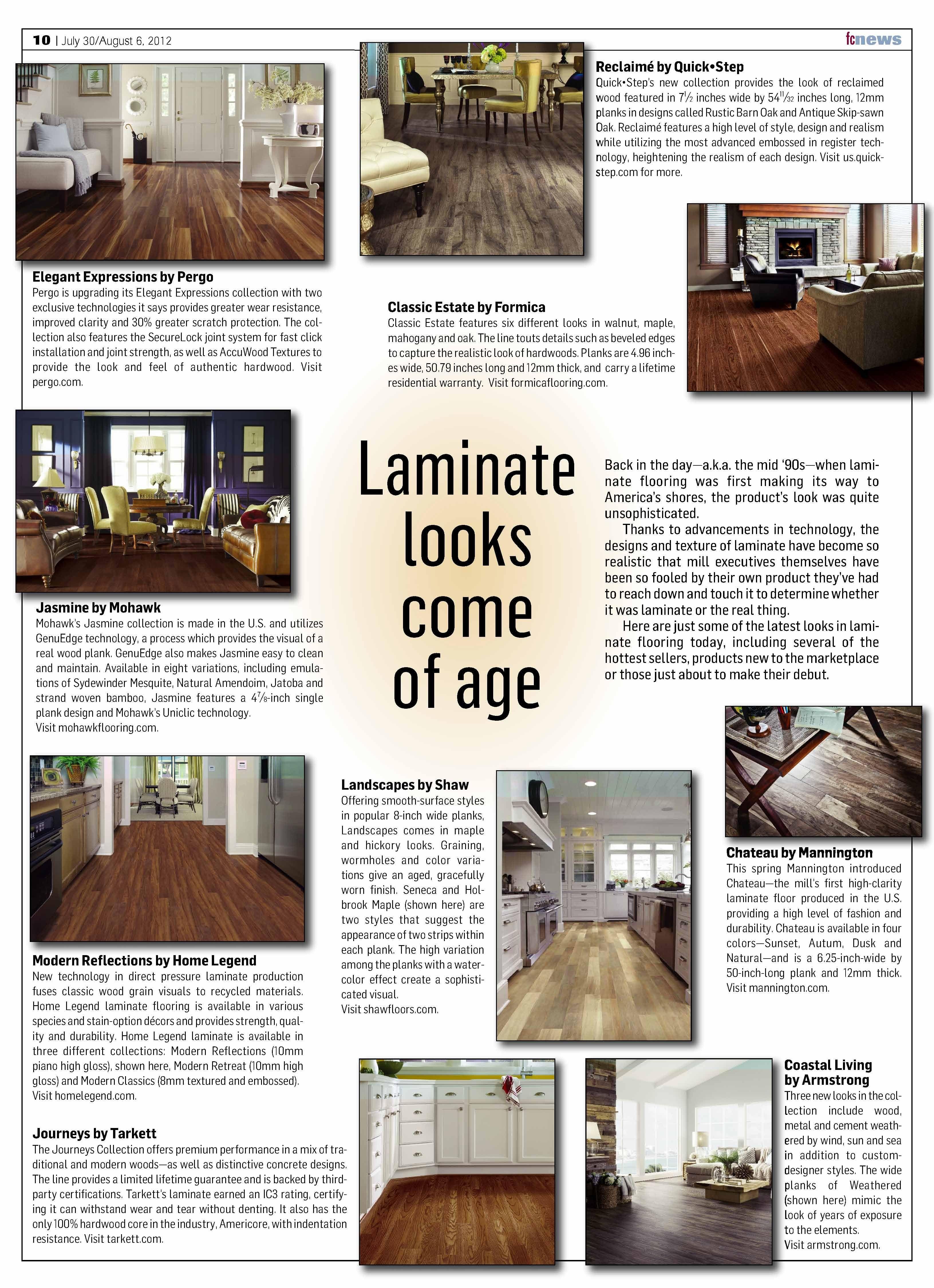 Legends Laminate Flooring Sunset Balsamo | http://cr3ativstyles.com ...