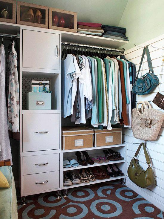 Purse Wall Hanger best closet features | cubes, closet and hooks