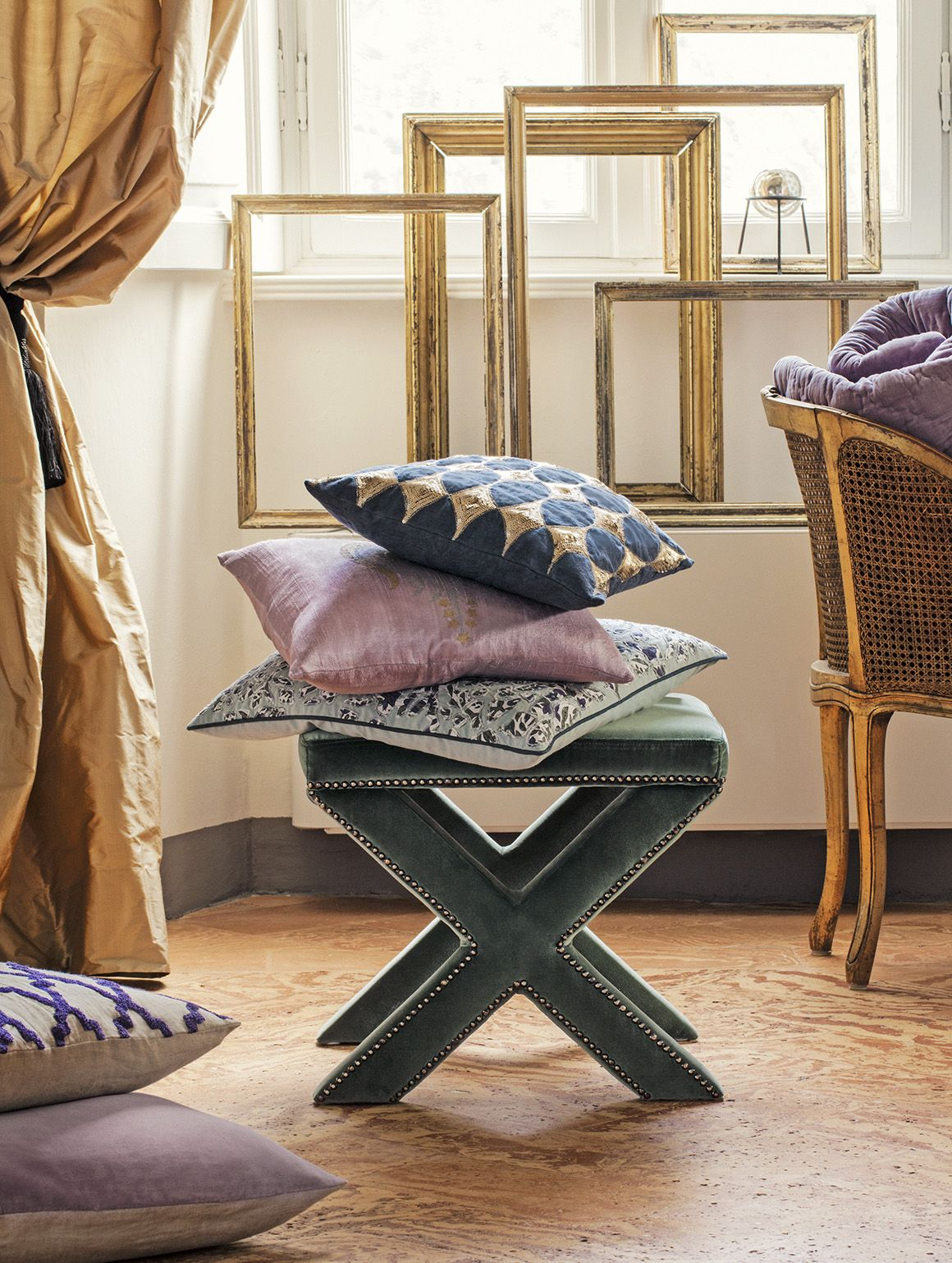 Lovely Cushions Home Decoration Boheme Bohemian Accent Day