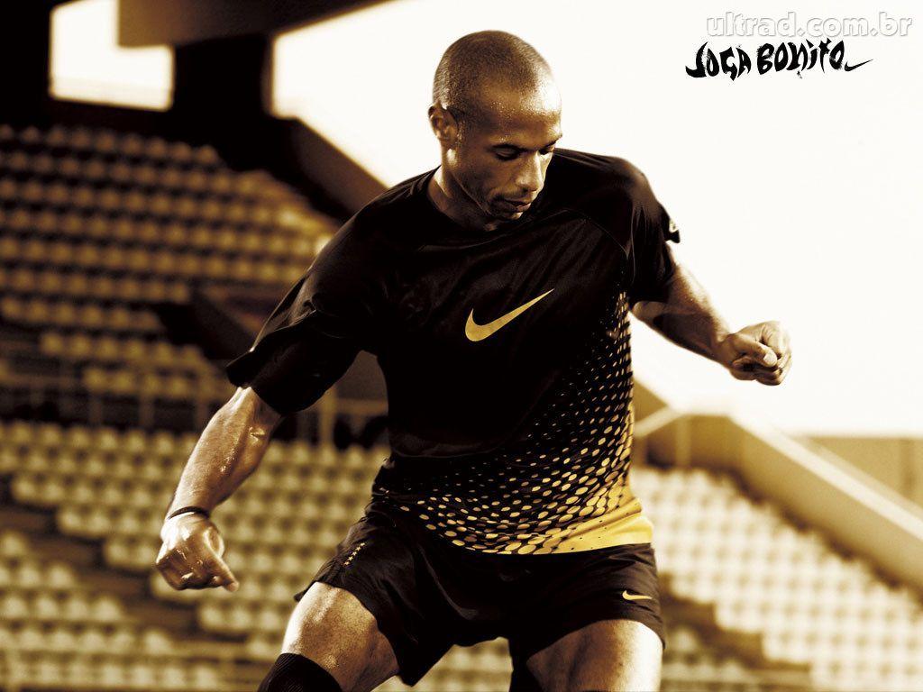 Thierry Henry Joga Bonito Nike Melhores Jogadores