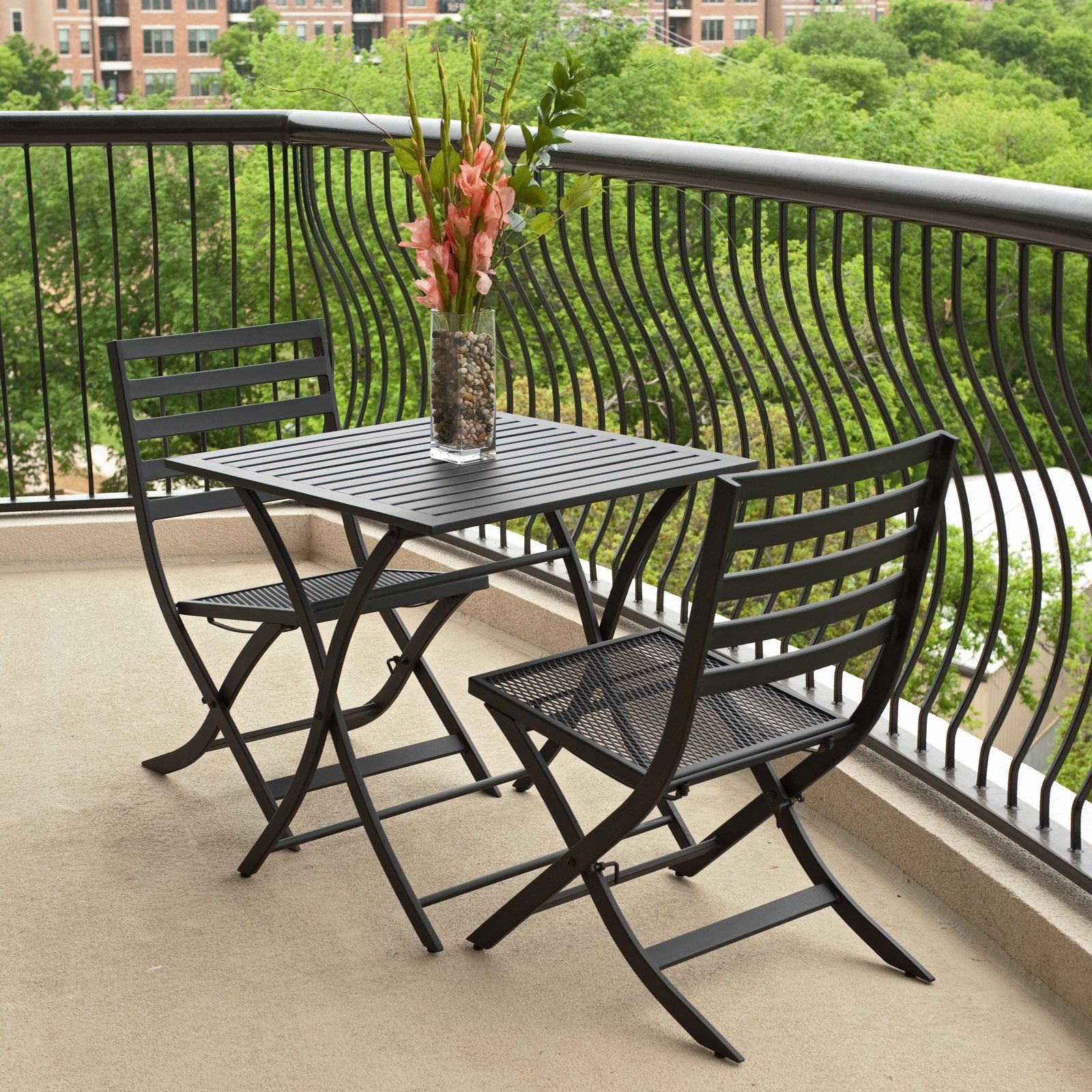 Woodard Avery Bistro Set $799 for set this is a good choice