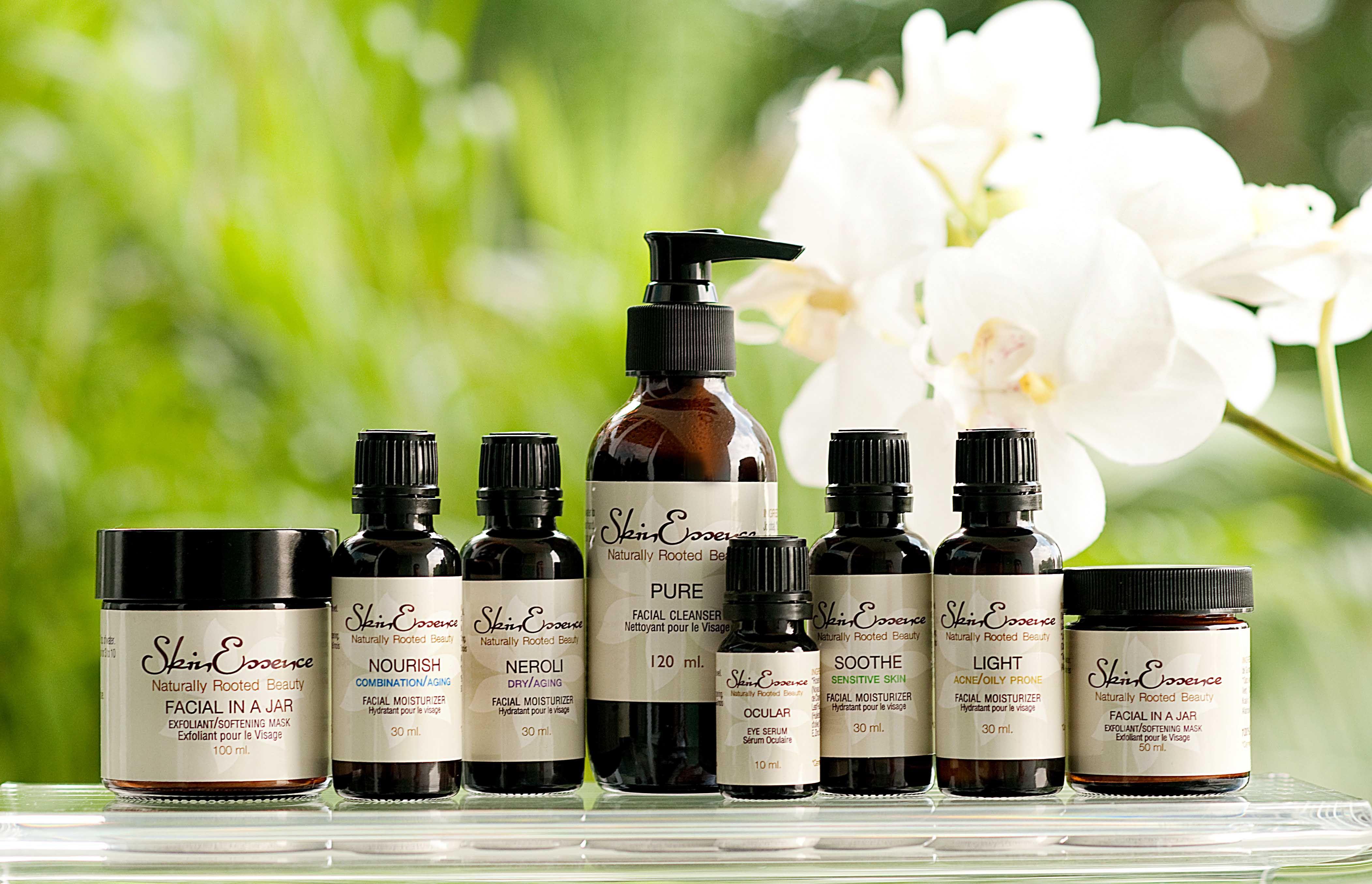 Natural Organic Skin Care Products Organic skin care