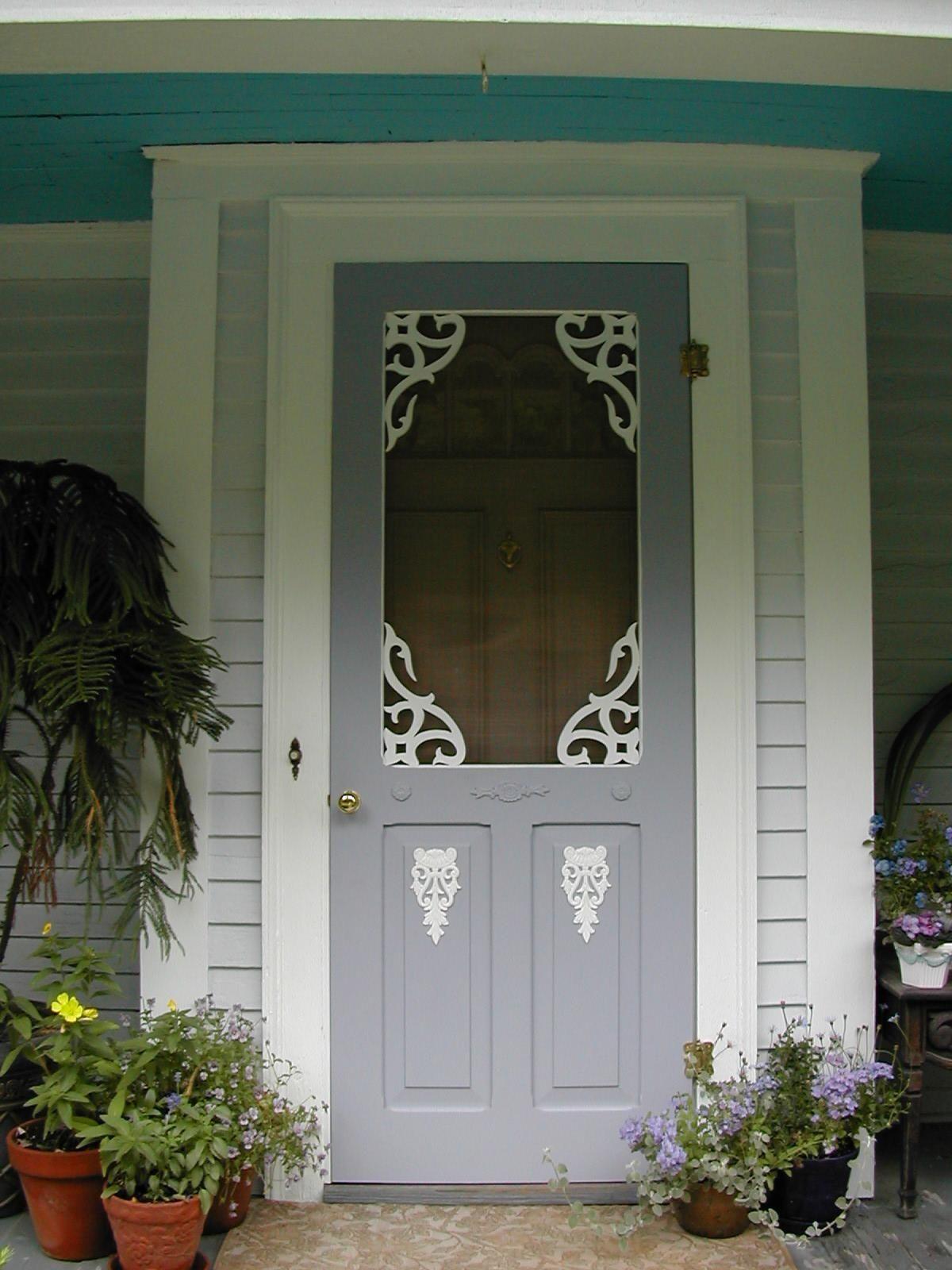 Victorian Screen Amp Storm Door Custom Lexington Model