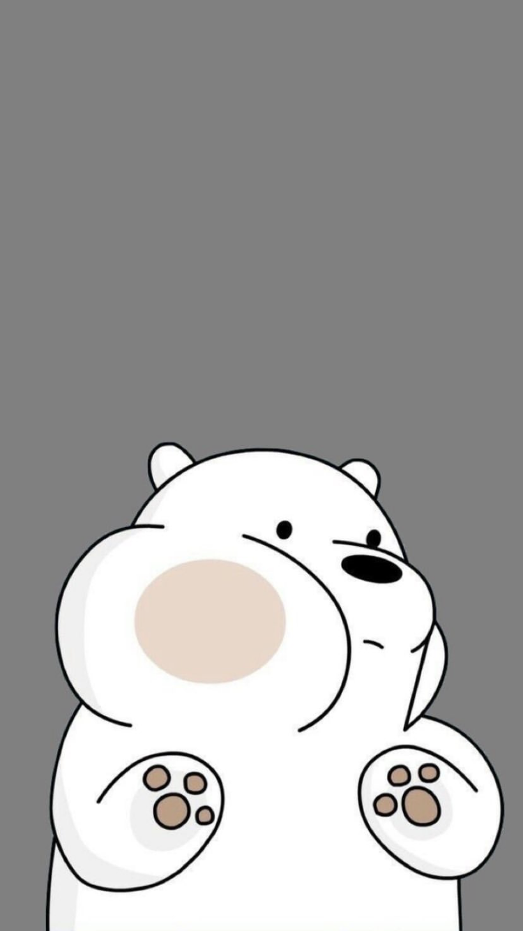Pin By Najd 89 On All Bear Wallpaper We Bare Bears Wallpapers Cute Cartoon Wallpapers