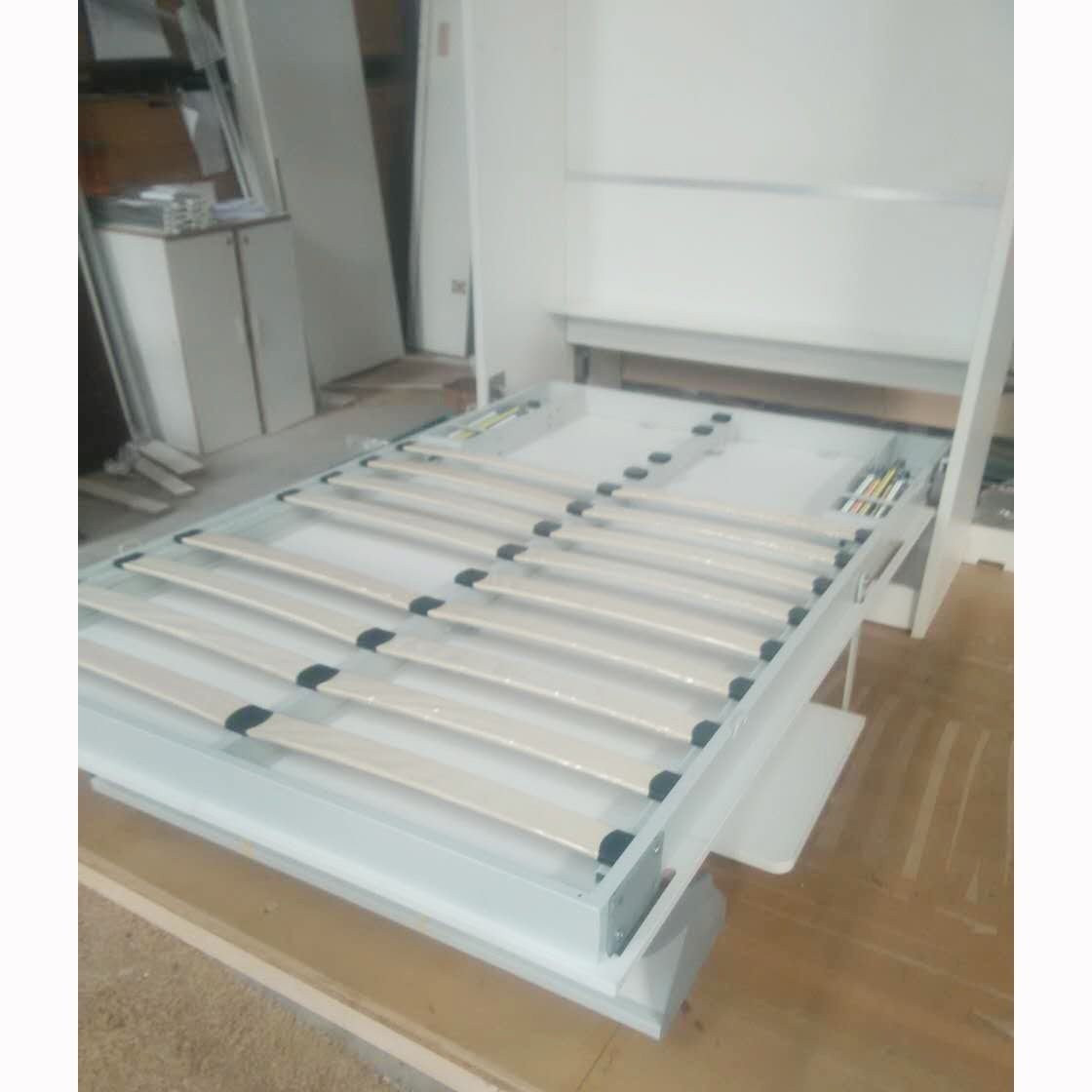 Folding murphy bed wall with desk pinterest beds and also