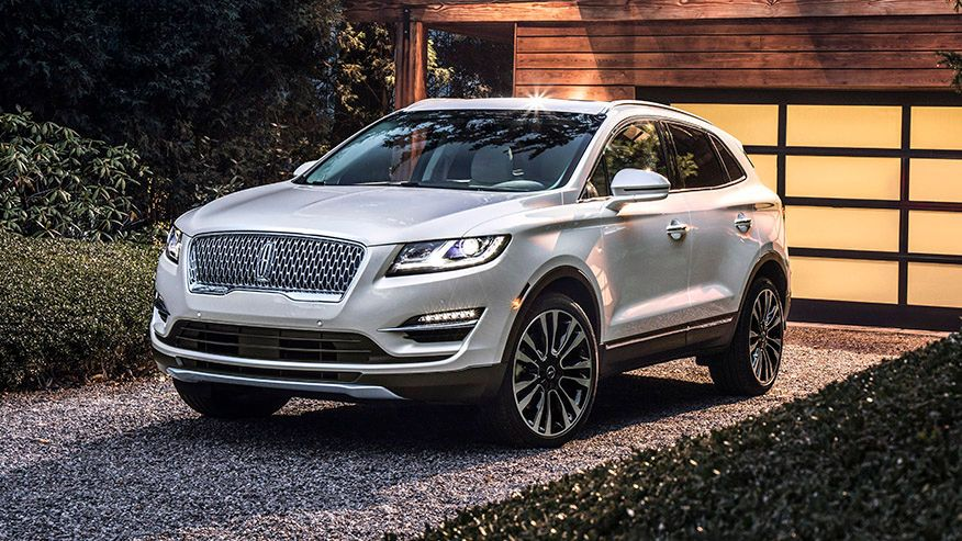 2019 Lincoln MKC: Refreshed, More Tech, More Safety >> Little Lincoln Mkc Refreshed For 2019 With Big Car Style And Tech
