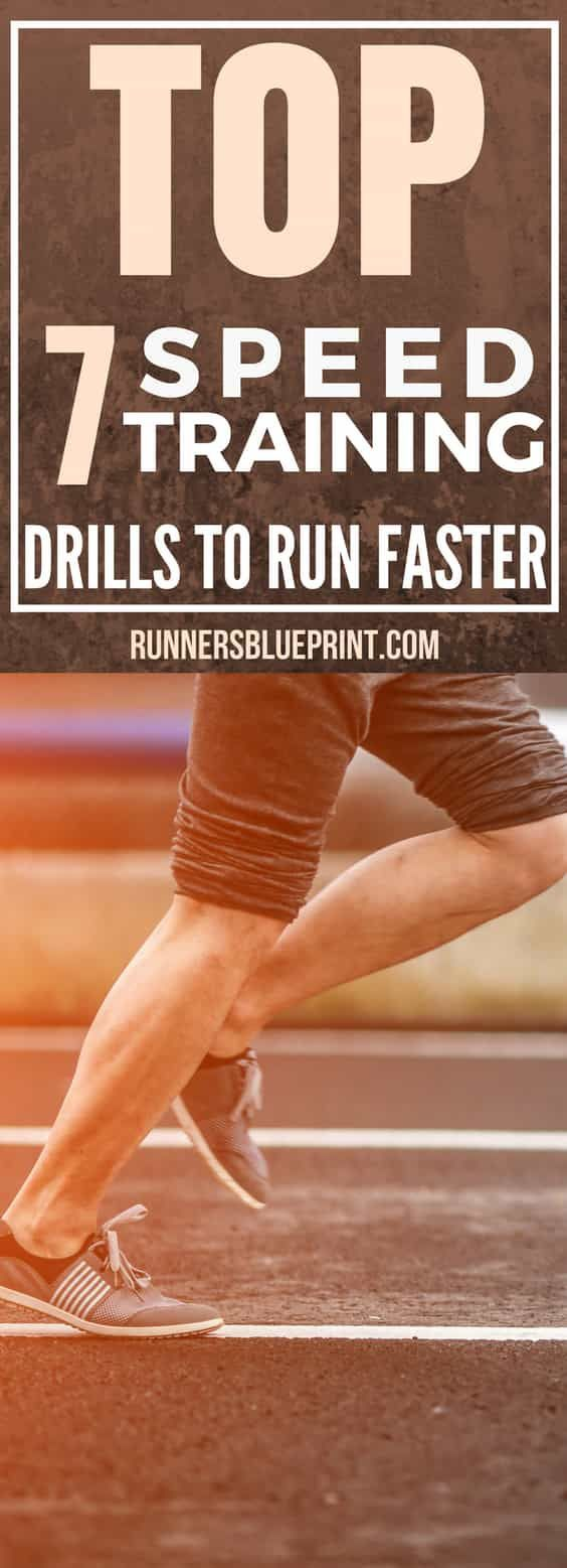 How to Run Faster - Top 7 Speed Drills — Runners Blueprint