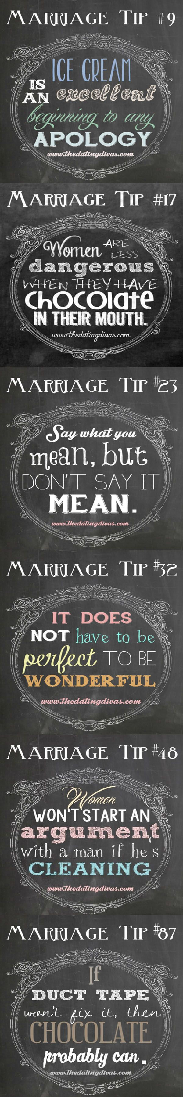 Marriage Tips From Dating Divas Marriage Tips Love And Marriage Wedding Humor
