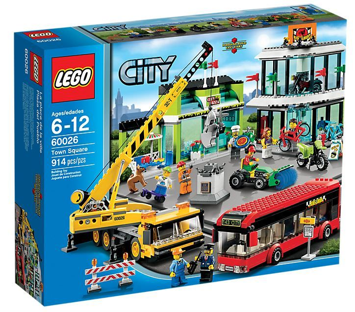 Set The Expansion 2013 With Summer Great City Extras Lego OXuiTPkZ