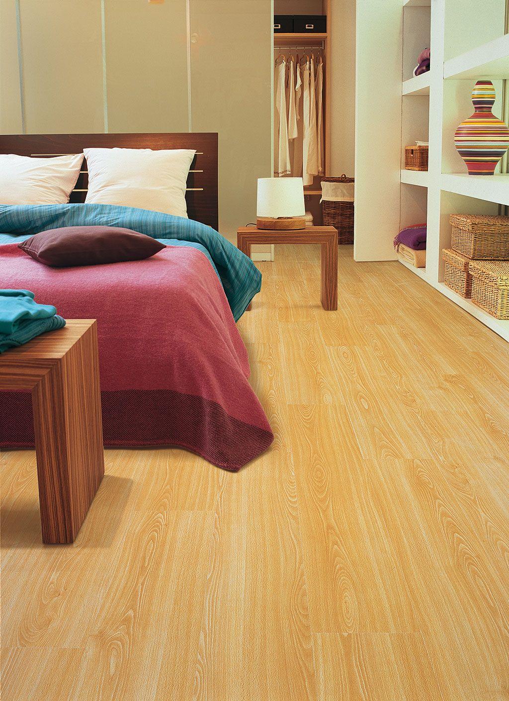 QuickStep Classic Natural beech, planks (QST009) Laminte