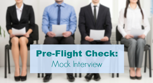 how to get an in person interview