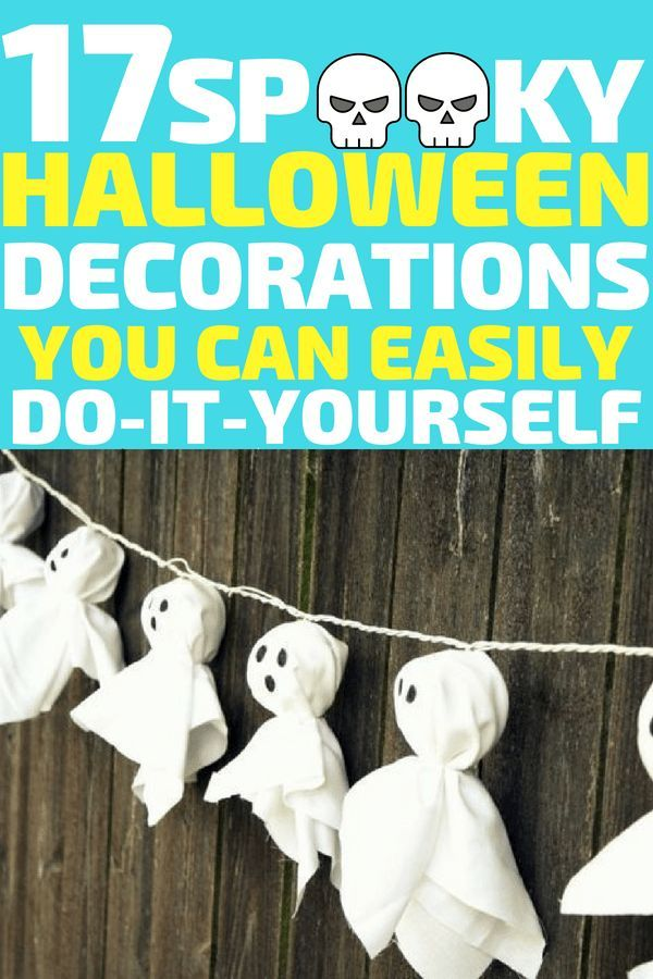 17 DIY Outdoor Halloween Decorations For The Creepiest Front Yard On - do it yourself outdoor halloween decorations