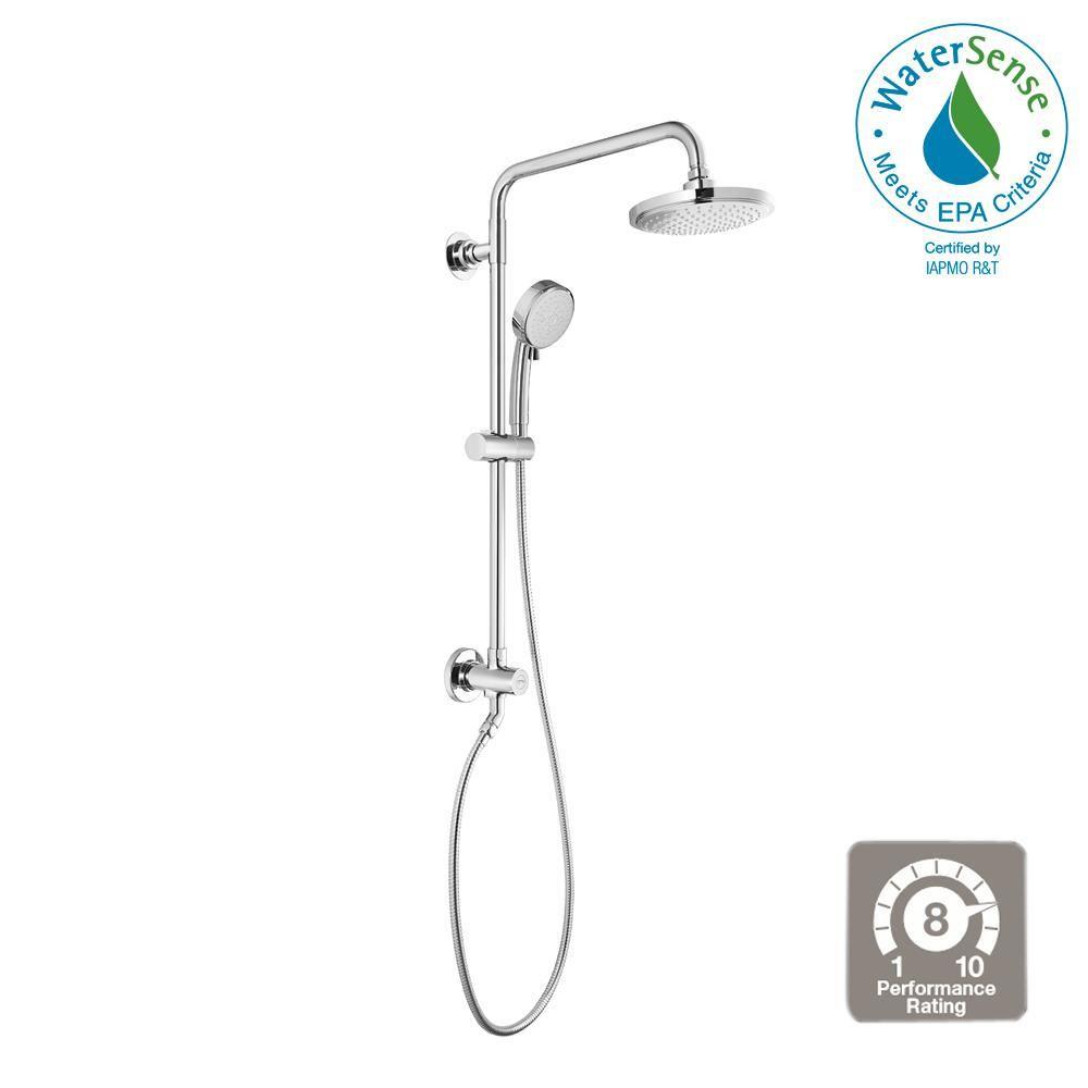 Grohe Vitalio Comfort Flex 5 Spray Handheld Shower And