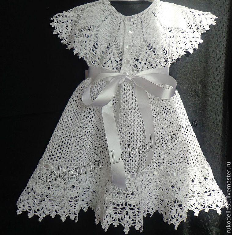 крестильное платье для девочки купить