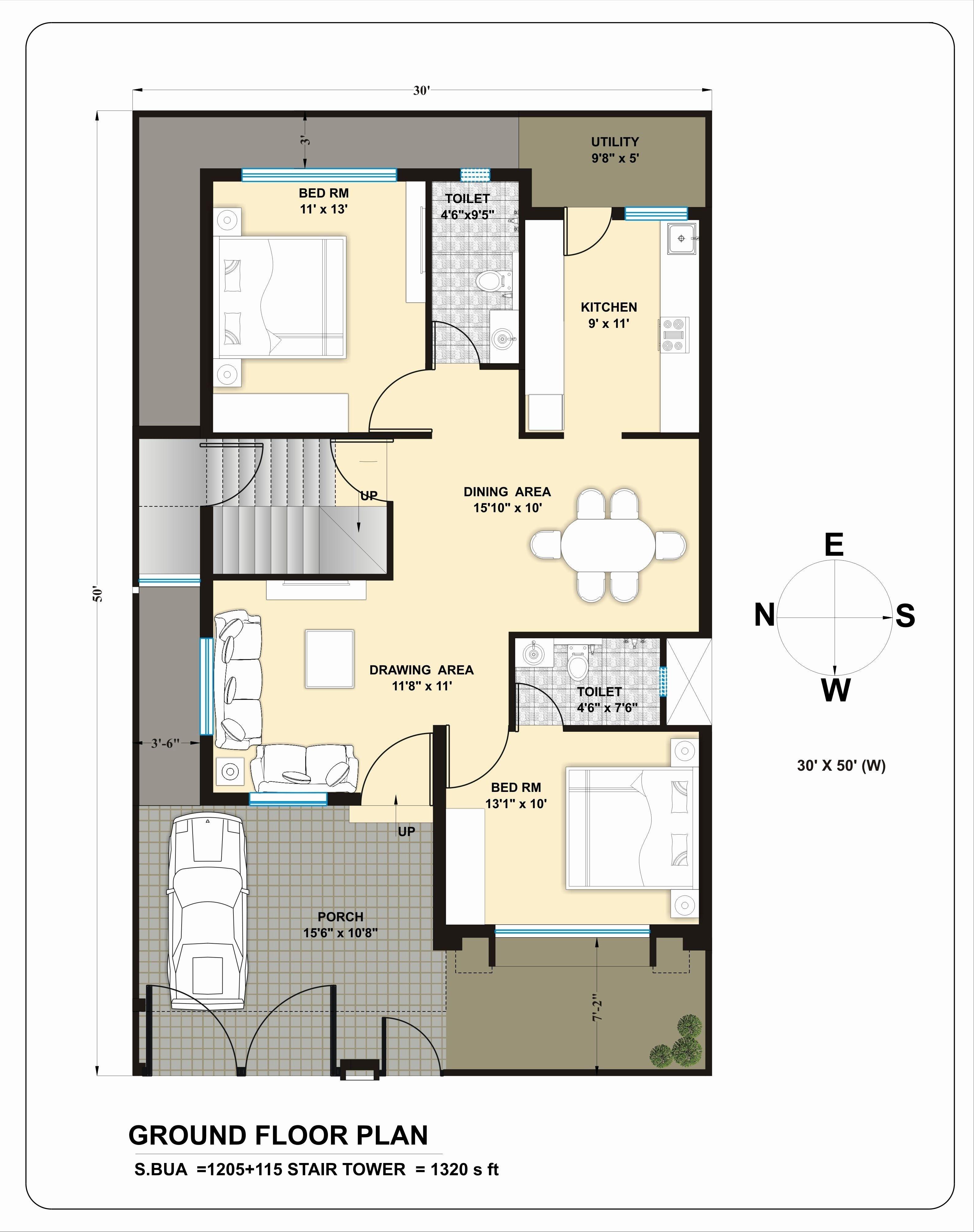 Gorgeous best of house plans floor concept bright by west facing also varun kori prakashhari on pinterest rh