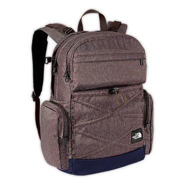 """North Face Loafer pack """"brunette"""" $89"""