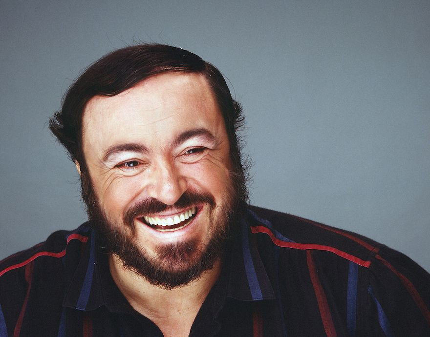 Luciano Pavarotti | can't have enough of him.. pure love