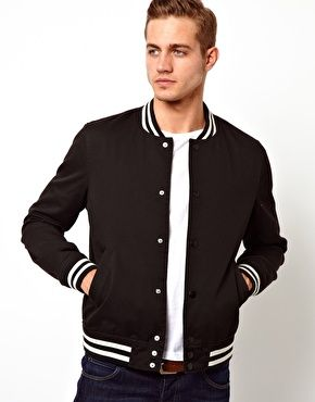 Varsity Bomber Jacket Mens - My Jacket