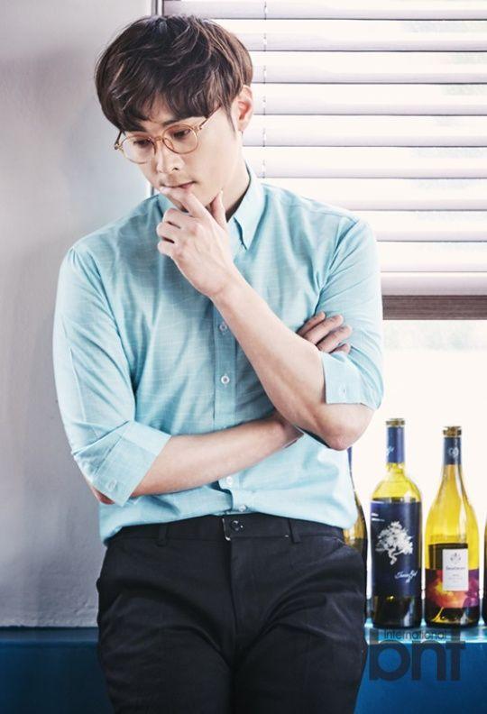 Pin En Min Kyung Hoon ミンギョンフン