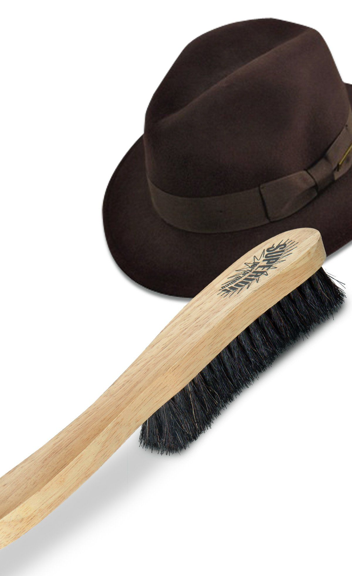 Amazon Com Superior Hat Brush Cleaning Brushes Horse Hair Brush Cleaner Lint Remover