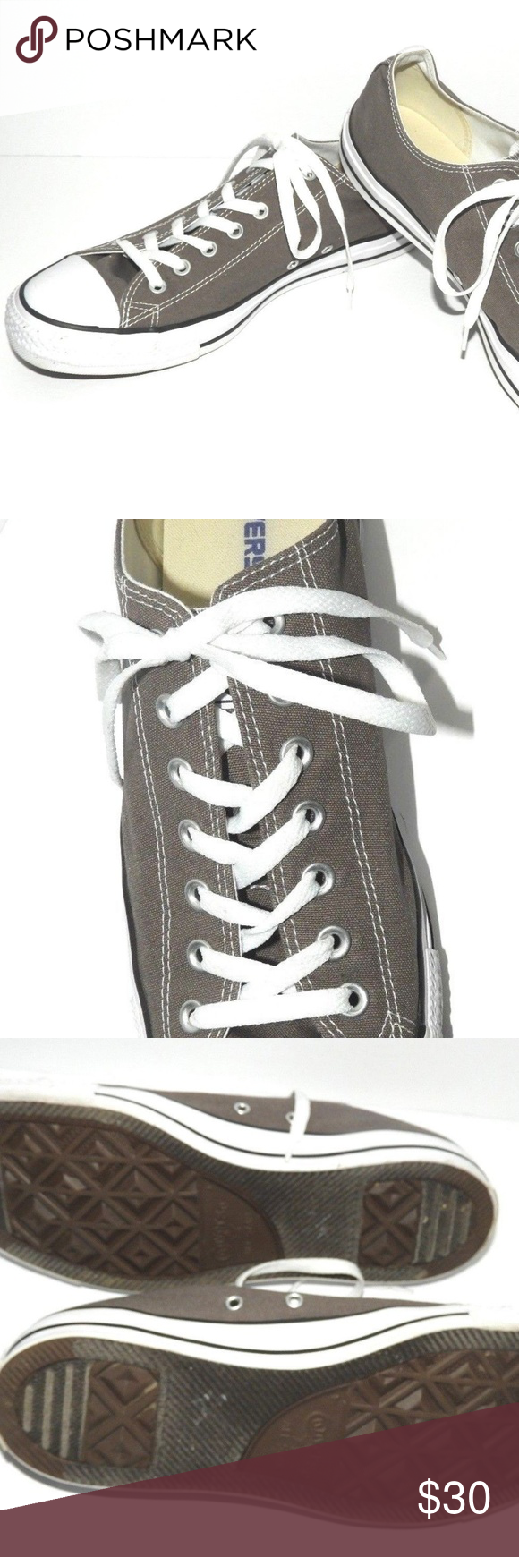 Mens Converse All Star Shoes Size 12 In 2018 My Posh Closet