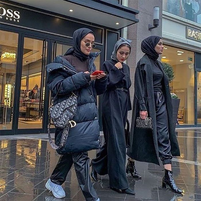 Photo of Someone Starts A 'Best Dressed Hijabi Edition' Thread And The Photos Look Too Cool