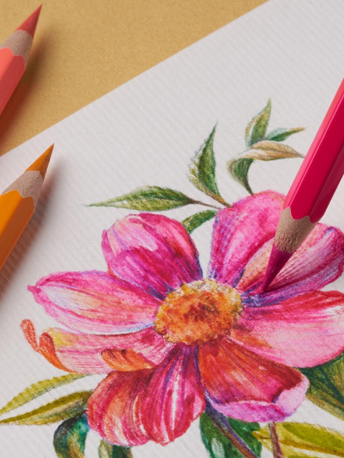 Professional Watercolor Pencils - Set of 72