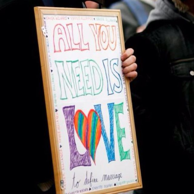 Love is all you need!!!