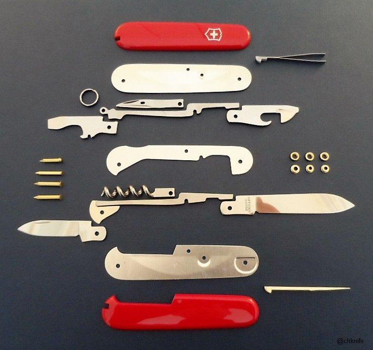7c955334c Victorinox Spartan Swiss Army Knife | Knives | Swiss army knife ...