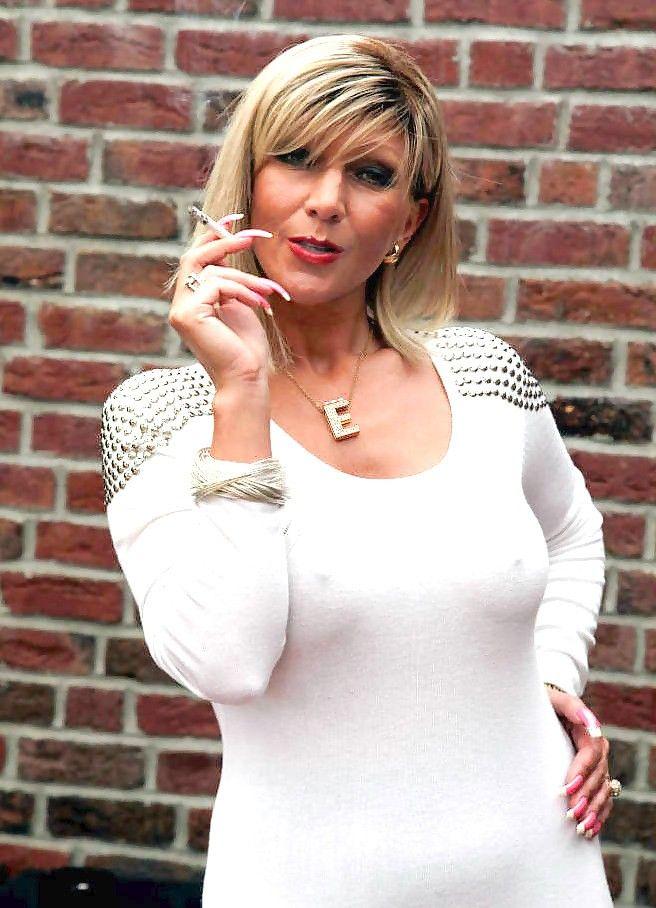 Really. busty smokers heavy