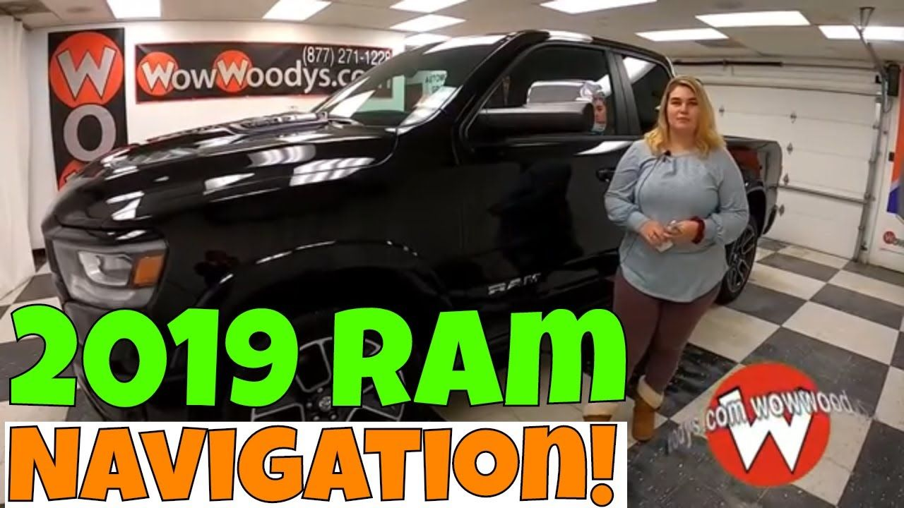 2019 Ram 1500 Used Laramie Video Walkthrough at