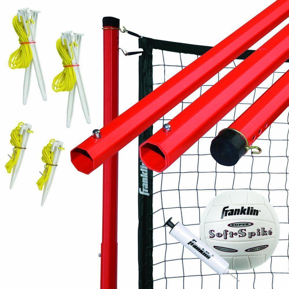volleyball net set competition outdoor volleyball net beach