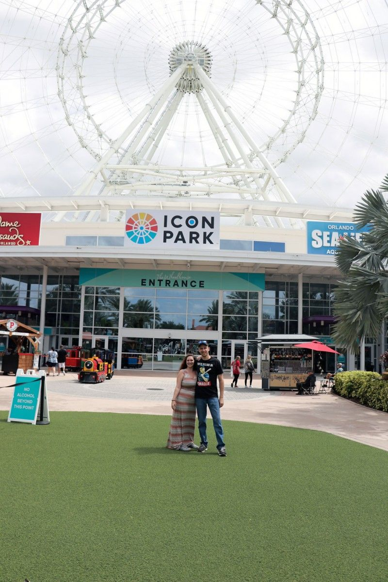 What to Do at Icon Park Orlando Icon parking, Orlando