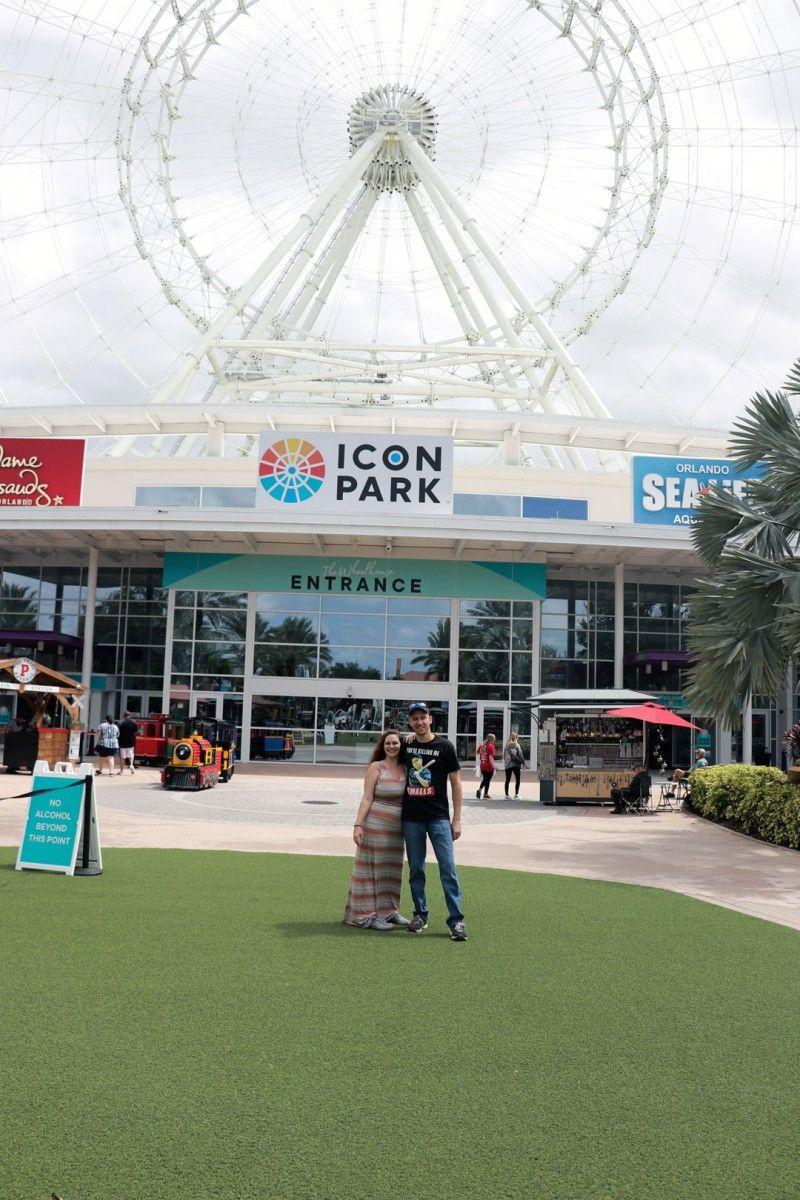 What to Do at Icon Park Orlando Icon parking, Orlando