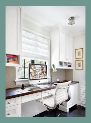 Home Office Decor Ideas For A Work Effective Office
