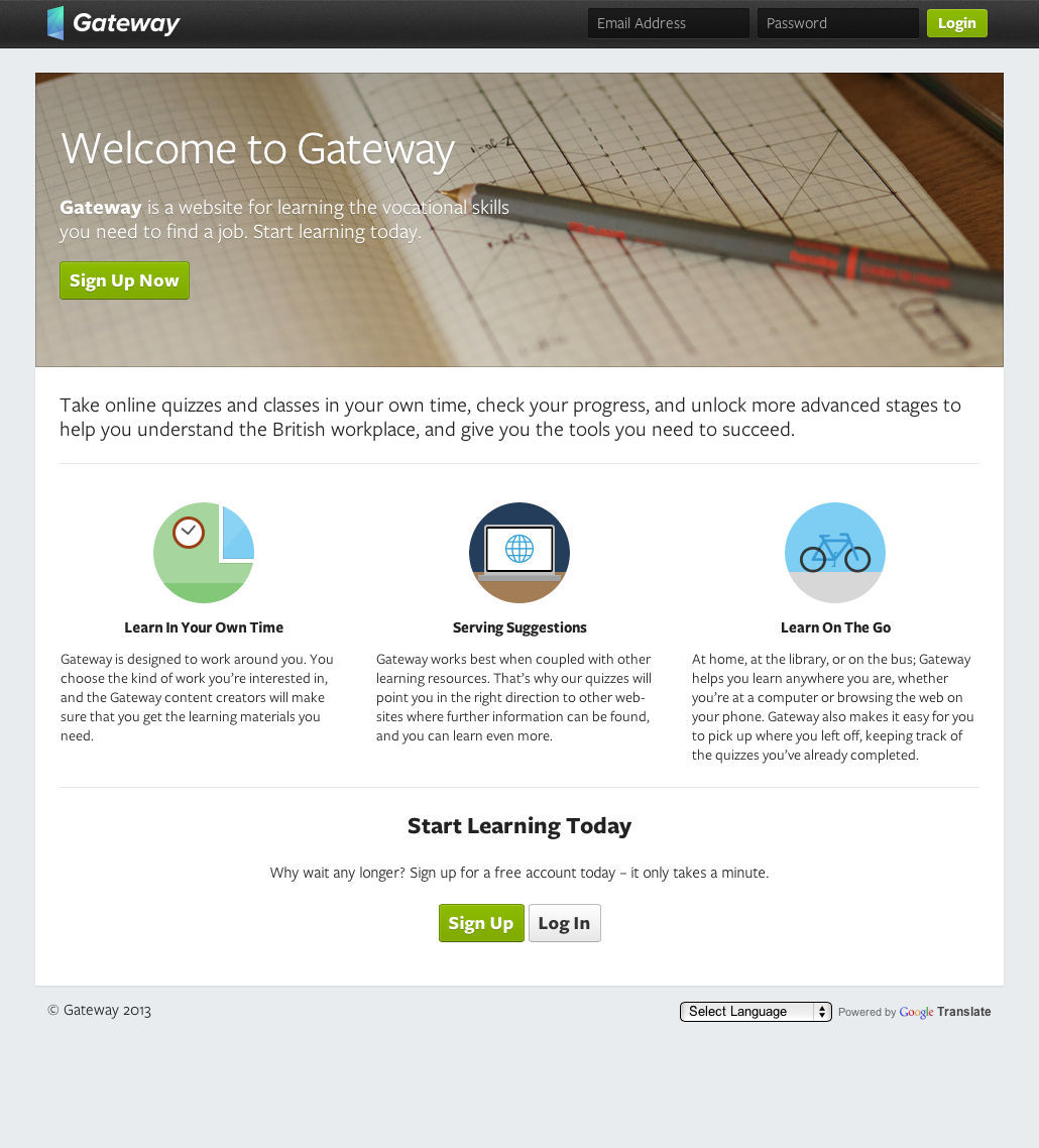 Web Design Workshop 36 Gateway Learning