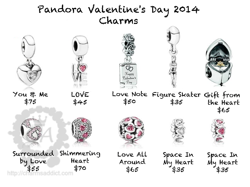 more shots of pandora valentines day 2014 collection - Pandora Valentines Day Ring