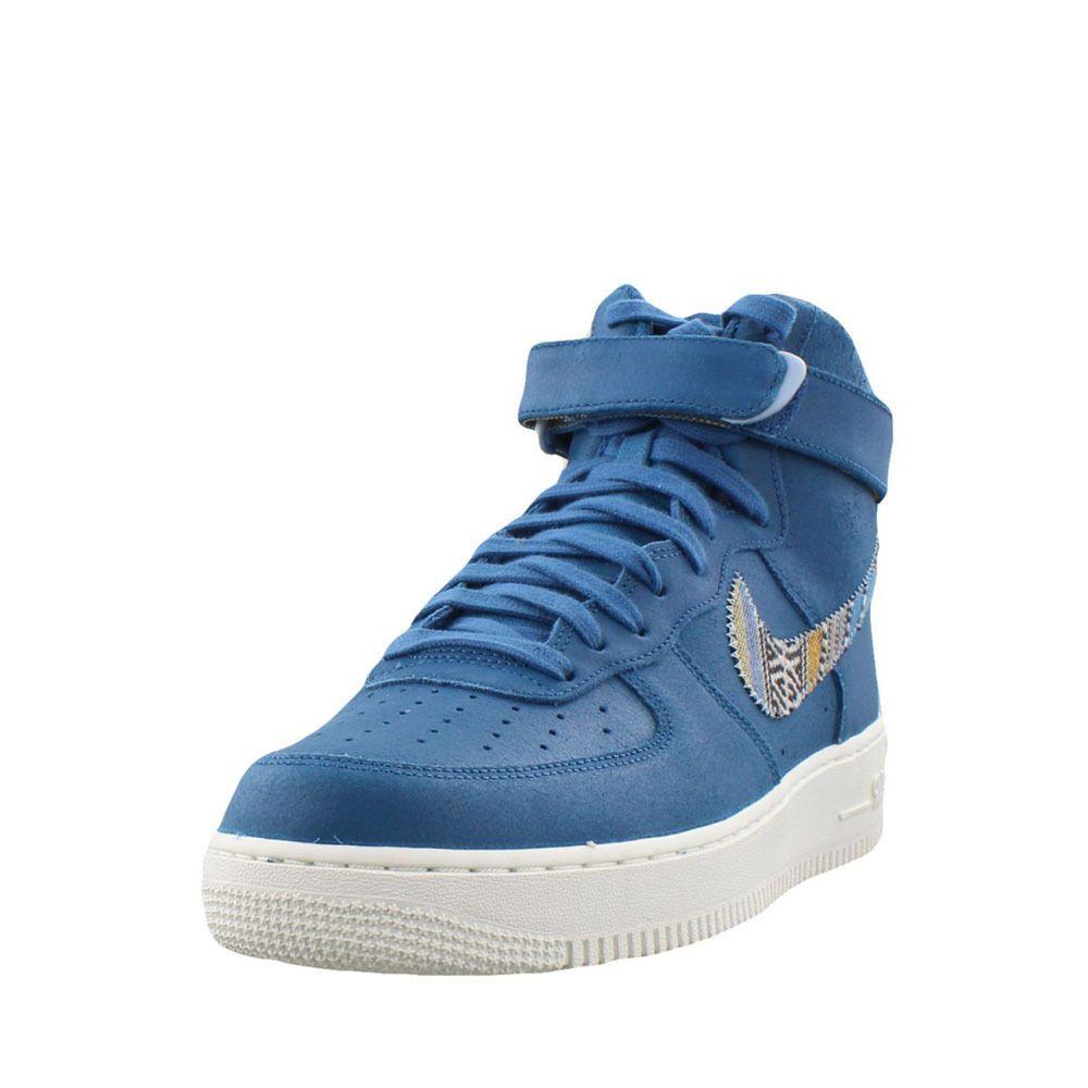 Air Force 1 High LV8 Industrial Blue / 806403 402 / Mens Nike AF1 Hi