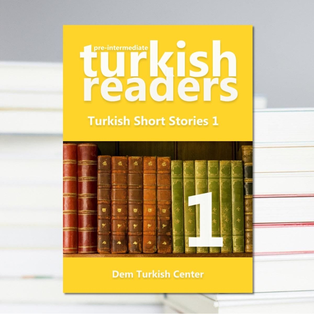 Turkish Short Stories 1 (pdf + mp3) Short stories, Easy