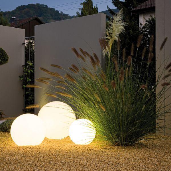 solarkugeln aussen x auen led weg wandmontage garten zaun lampen licht landschaft with. Black Bedroom Furniture Sets. Home Design Ideas