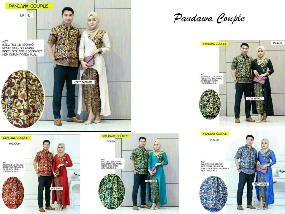batik sarimbit pandawa couple terbaru kombinasi grosir souvenir yogya online b90d8ab2e3