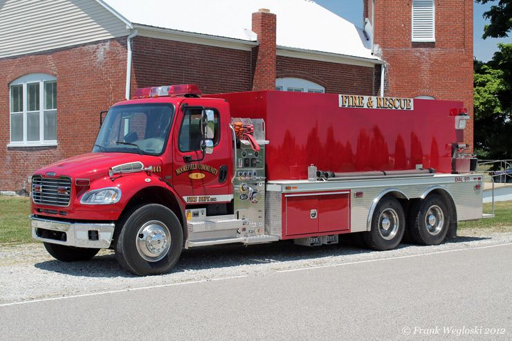 Indiana Fire Trucks Fire and EMS Apparatus Pictures