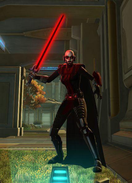 Darth Vecna, my SWTOR character.