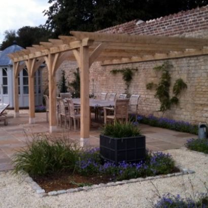 Bespoke Oak Garden Buildings, Structures And Rustic Furniture