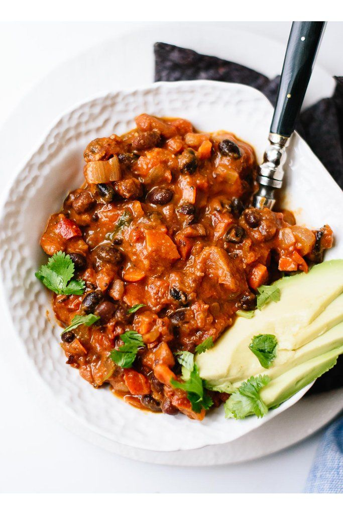 20 Veggie Chili Recipes That'll Keep You Warm Through the Lenten Season
