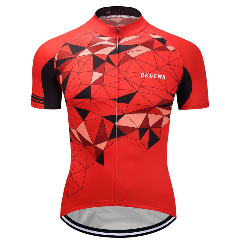 2018 Unique Mens Cycling Jersey Racing Tops Sportswear Short Sleeve Bike  Shirts  UnbrandedGeneric bfdb3ef9e