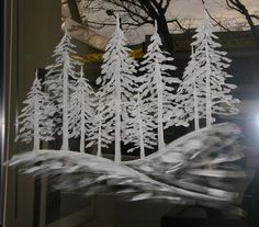 Winter 2010 by Window-Painting on DeviantArt
