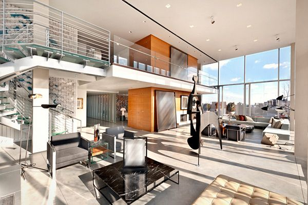 Most Expensive Apartments in NYC Penthouses Apartments and